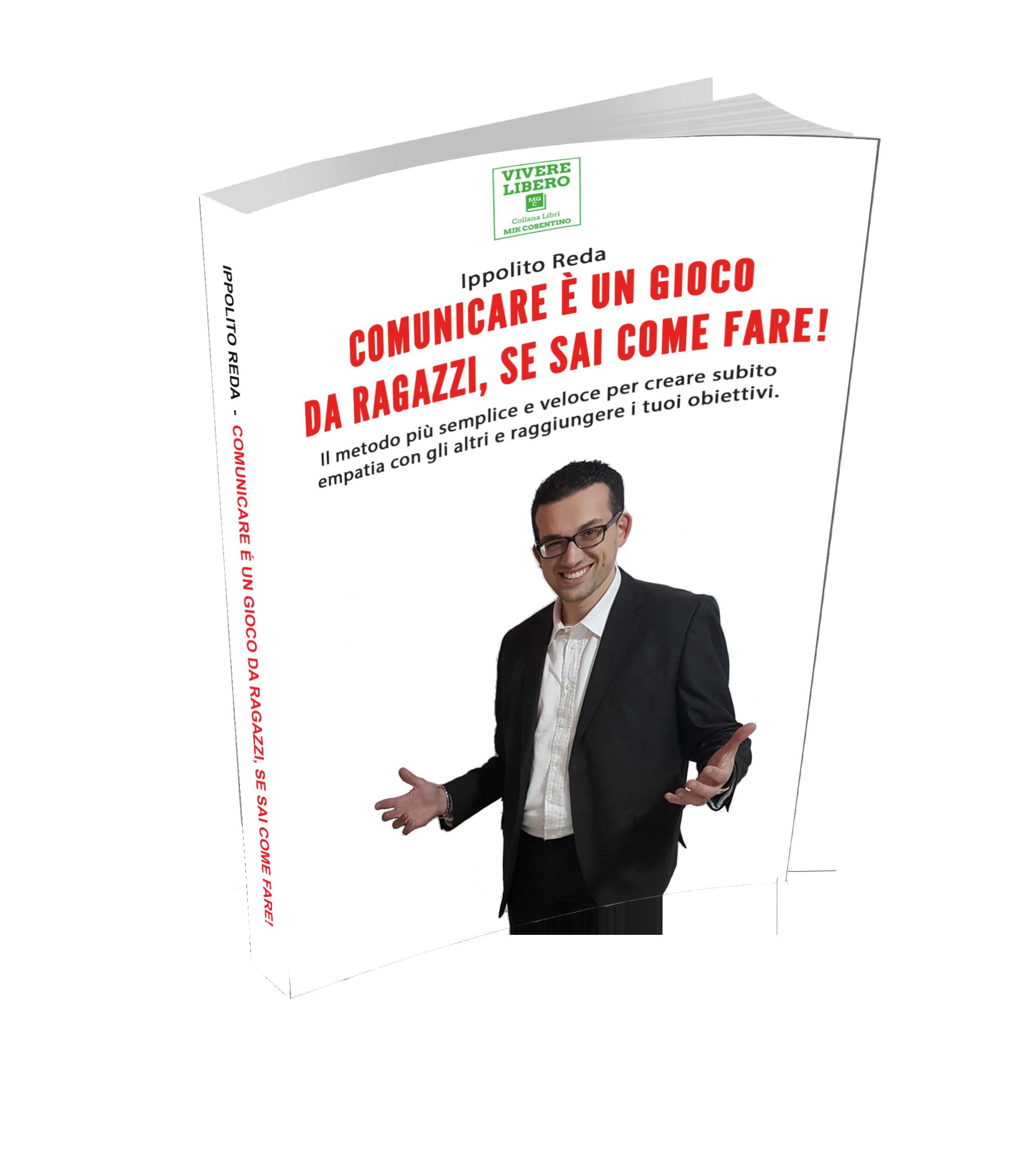 Libro: Comunicare è un gioco da Ragazzi, se sai come fare!